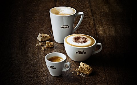 Free Caffè Nero Hot Drink