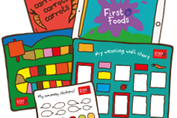Free Weaning Wall Chart