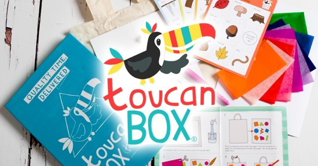 Free Kid's Activity Box
