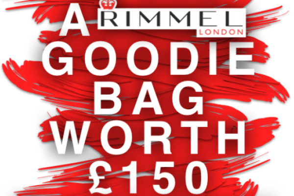Free Rimmel London Goody Bag
