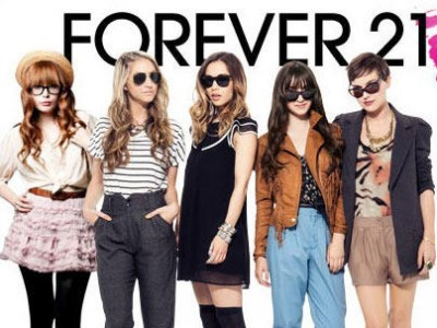 Free Forever 21 Goodie Bag