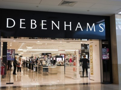 20% off all luxury beauty products at Debenhams