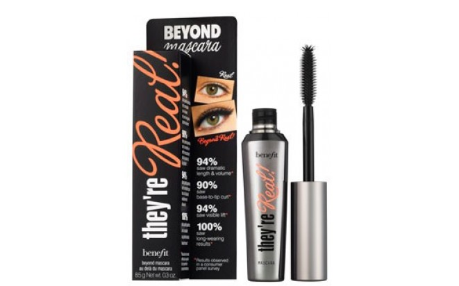 Free They're Real Mascara from Benefit - Worth £18.50