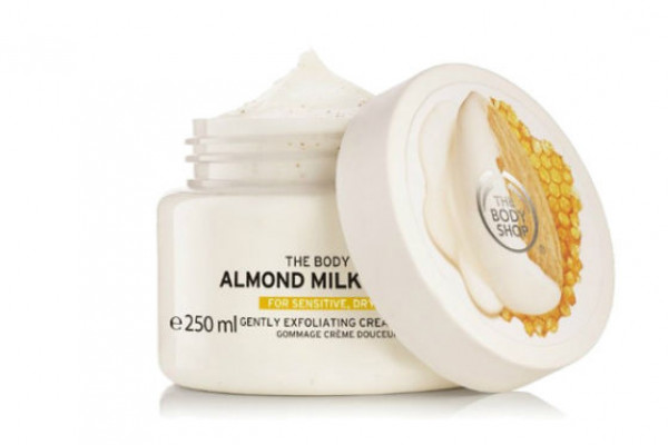 Free Almond Milk & Honey Body Butter