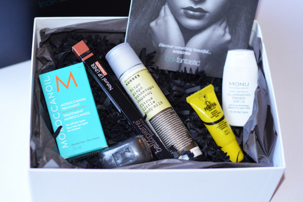 Free Beauty Box Full of Goodies