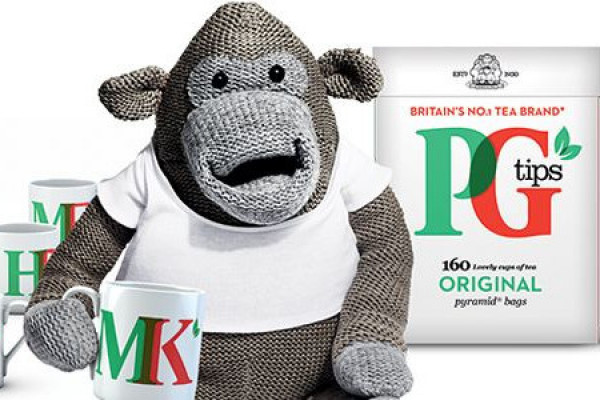 Free PG Tips Personalised Mug
